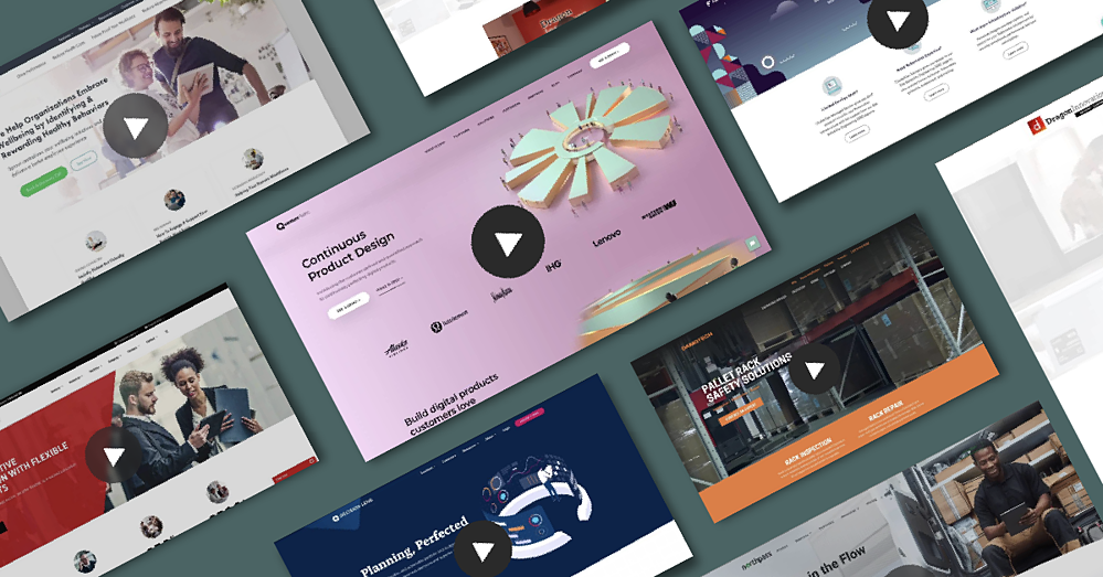Featured-Web Design Portfolio