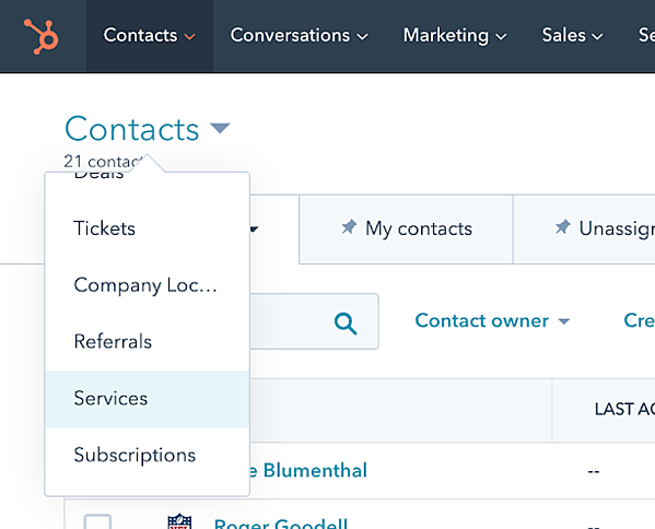 HubSpot Custom Object update