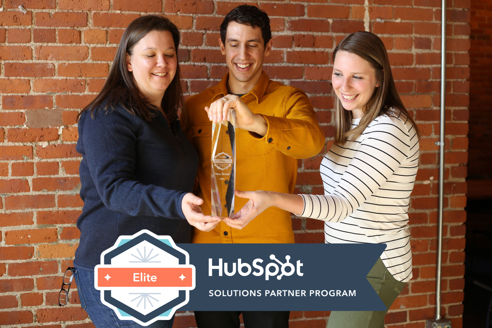 New Breed named Elite Solutions Partner by HubSpot