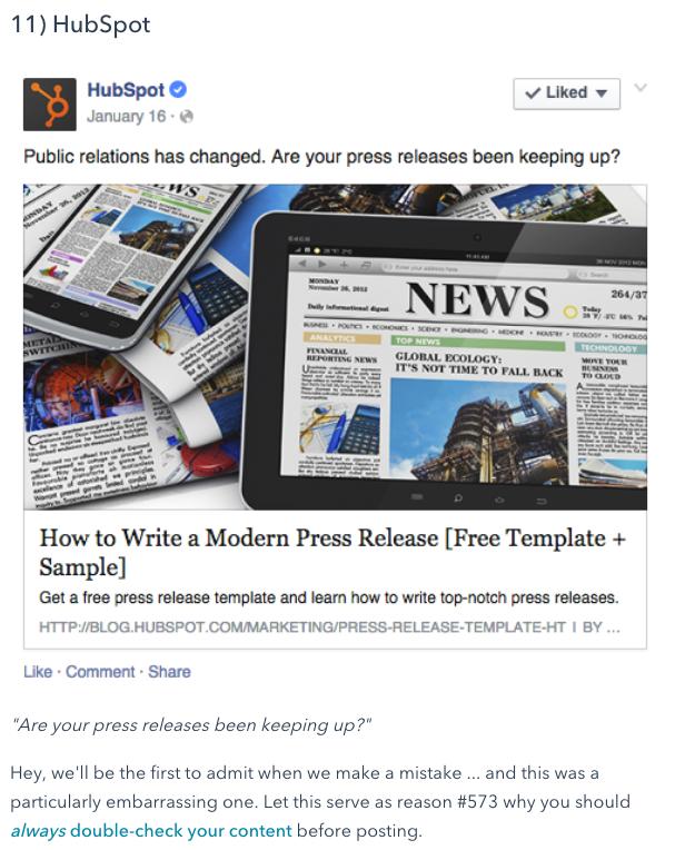 hubspot_facebook_post_about_public_relations