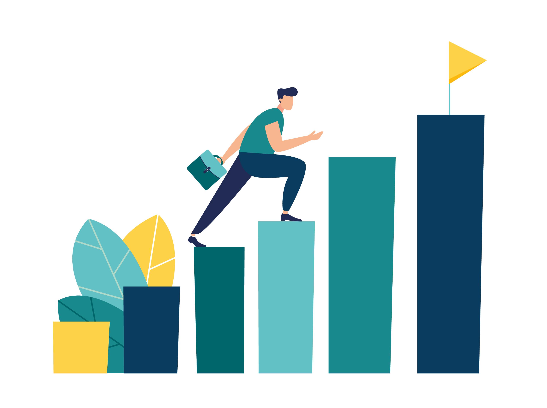 person_climbing_towards_goal